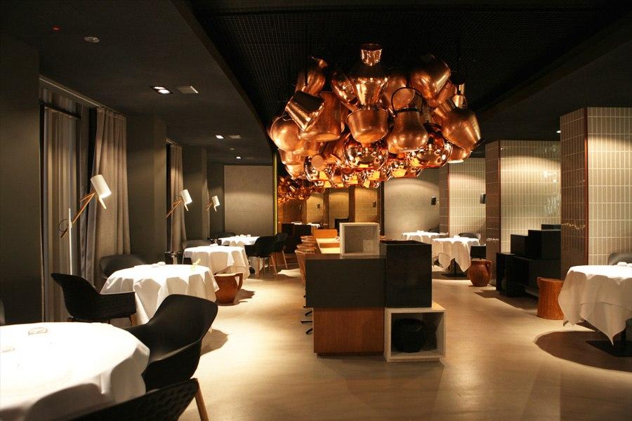 Best Design Restaurants Architectural Digest