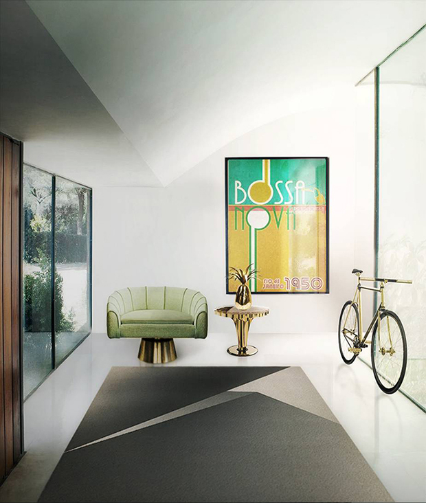 Top mid century modern chairs inspiration ideas for Living room essentials