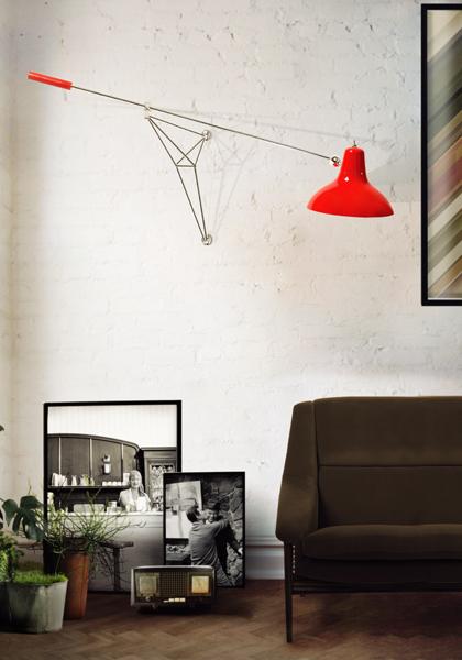 Industrial Design Wall Lights Sconces