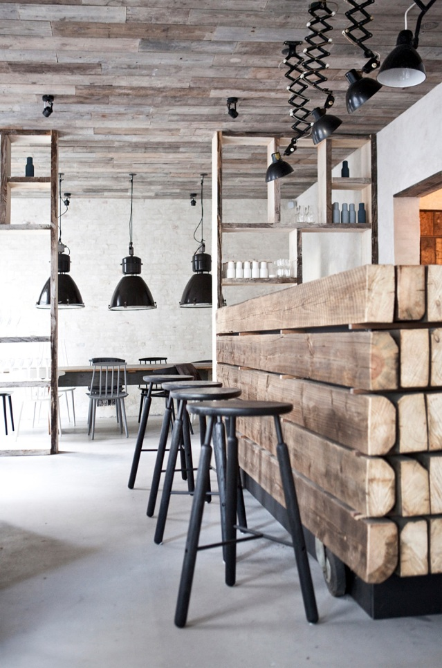 Best hospitality design projects restaurant bar