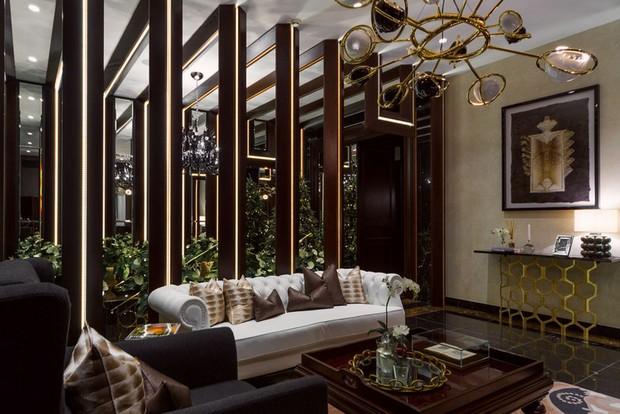Mid century modern style: lighting solutions