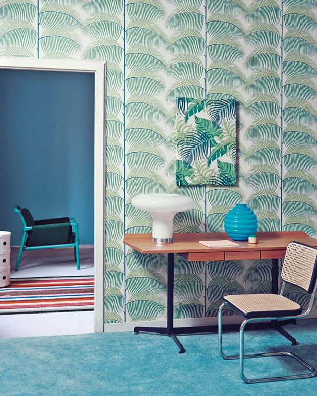 Tropical Vintage Style 01