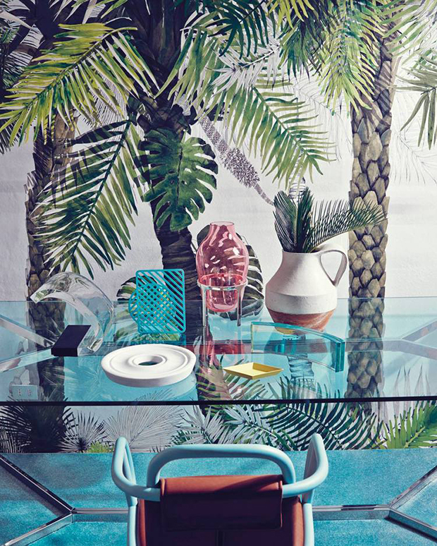 Tropical Vintage Style 02