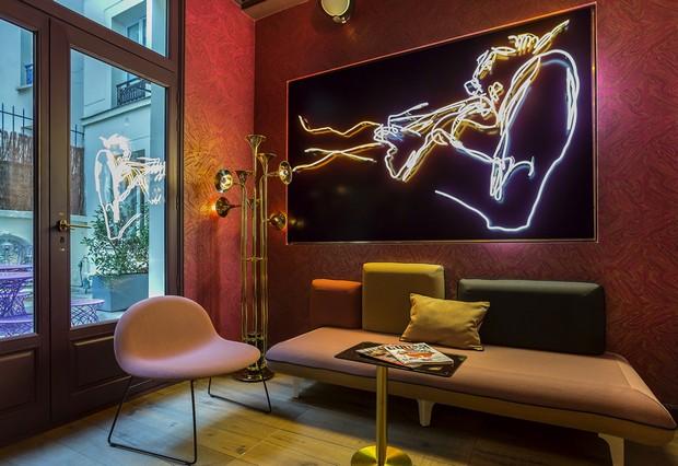 Get the look: hotel modern lighting