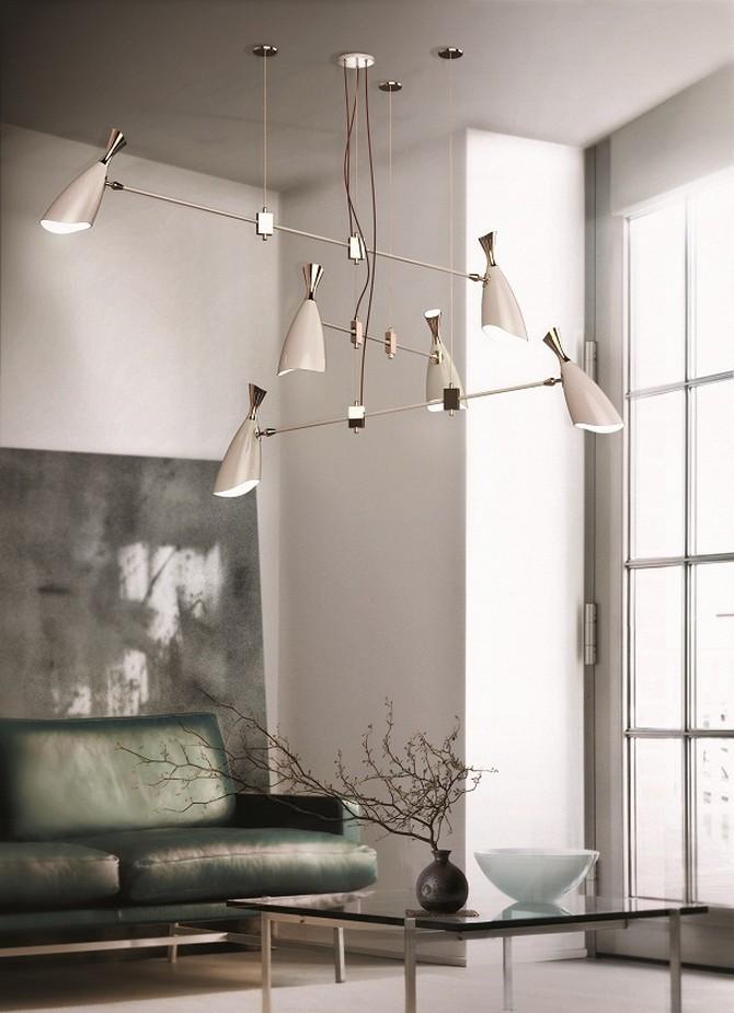 STILNOVO LIGHTING SOLUTIONS FOR A MID CENTURY MODERN HOME