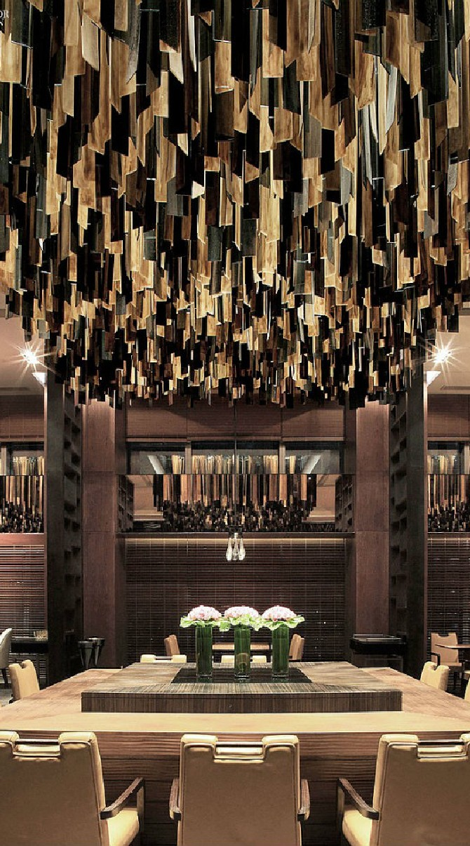 Interior Design restaurants to die for  Vancouver-Grill-Nanjing-Amazing-Restaurant-Decor 640