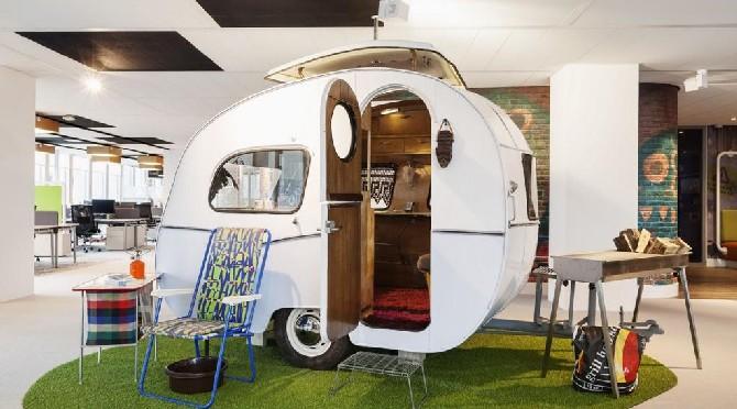 Modern Office Designs the craziest Google's workspaces amsterdam