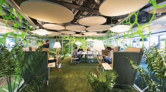 Modern Office Designs The Craziest Googleu0027s Workspaces Dublin Modern Office  Designs Modern Office Designs: The