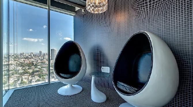 Modern Office Designs the craziest Google's workspaces tel aviv