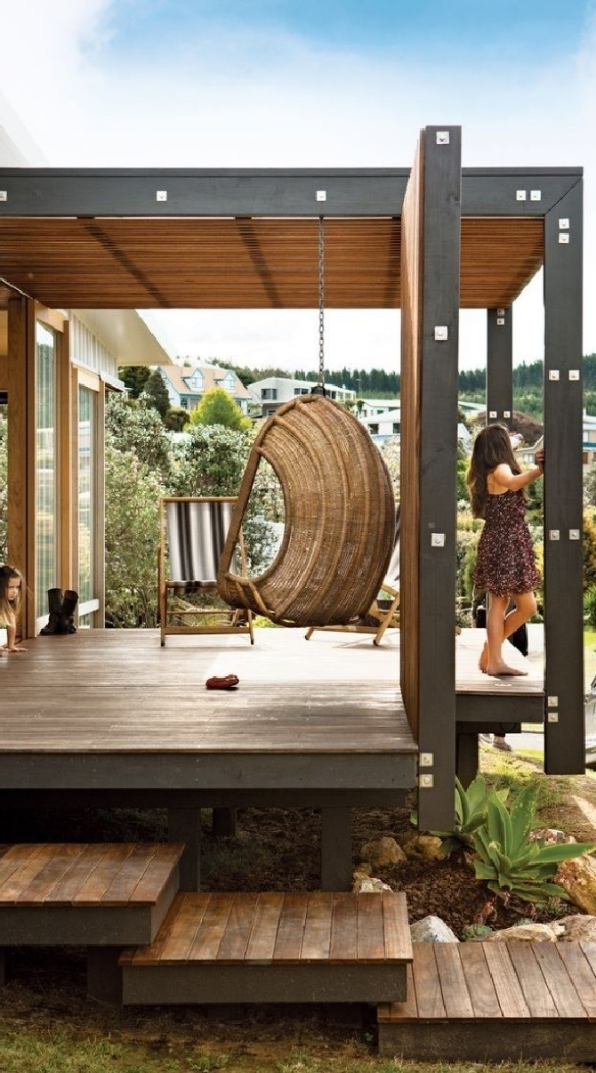 Outdoor Design Inspirations get a deck to your backyard6