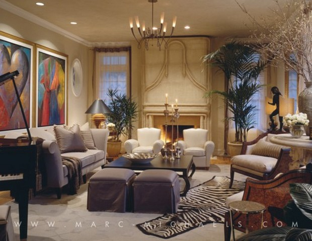Interior Designers Marc Michaels Projects
