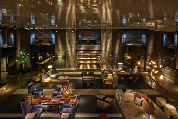 best design hotels - paramount hotel in new york
