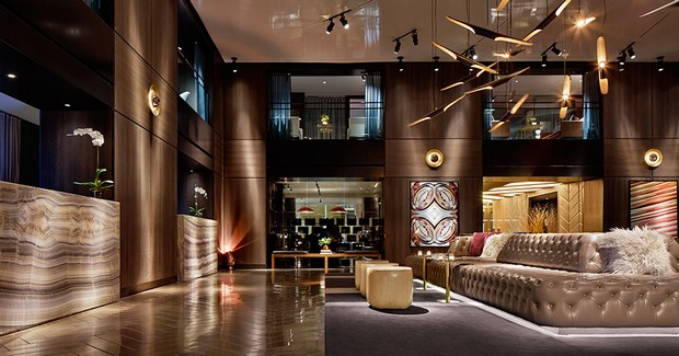 Hotel projects paramount hotel in nyc for Design hotel new york