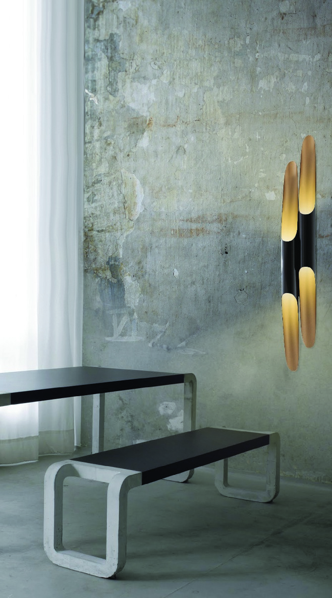Lighting Design: Kravitz, a music inspired lamp