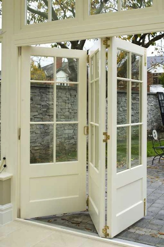 4 innovative designs for patio and french doors for Patio door styles