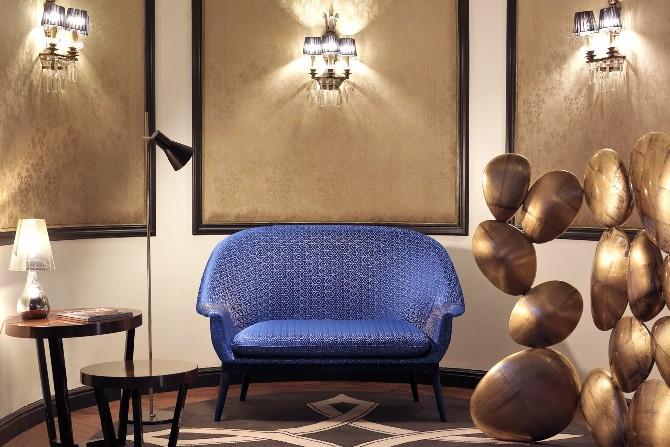 Decorex International London 2015 Fabric Inspirations: Aldeco