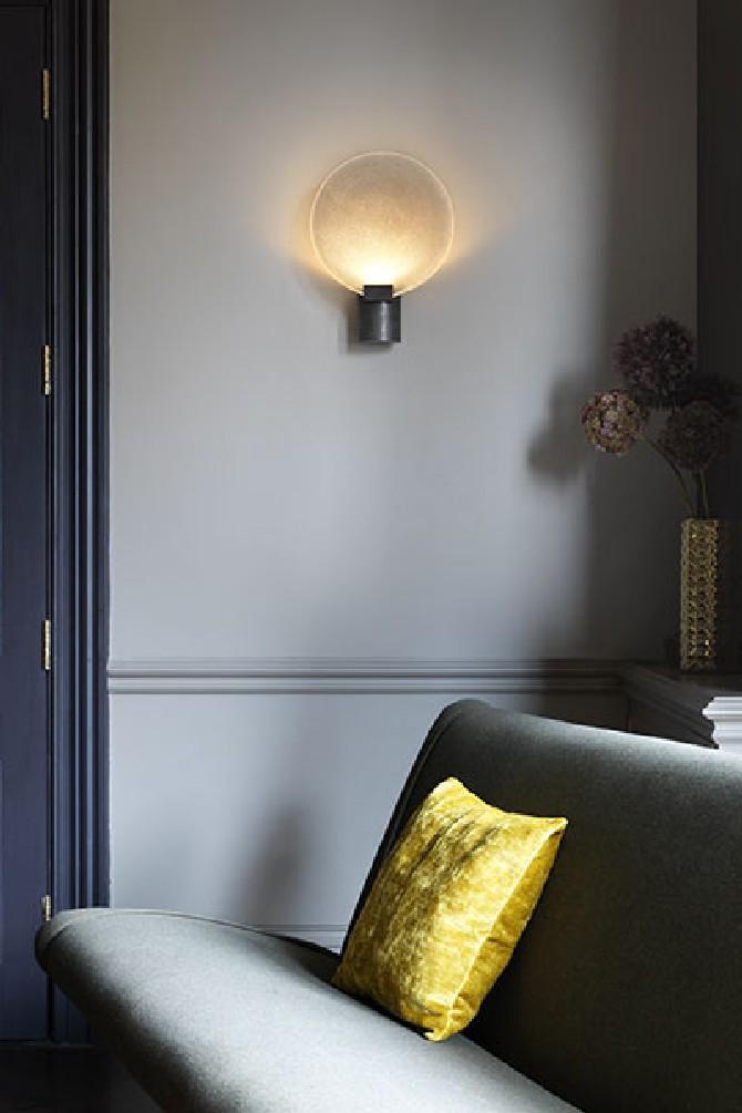 Decorex international 2015 inspirations cto lighting for International decor wall lights