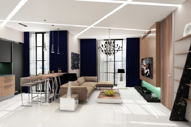 Luxury Interior Designs an eclectic and romantic room (2)