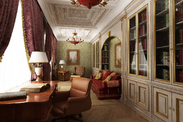 Luxury Interior Design an eclectic and romantic room (5)Luxury Interior Designs an eclectic and romantic room (5)