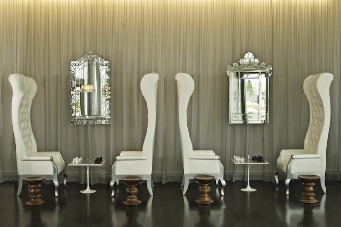 Top interior designers inspirations philippe starck for Philippe starck style