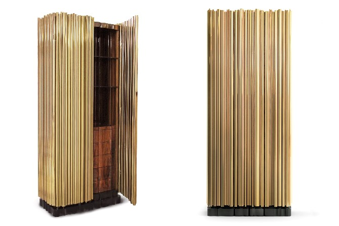 Trendy living area  Ideas for this fall get a cabinet symphony by boca do lobo2