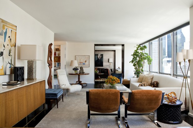Mid century modern inspirations: David Scott Interiors