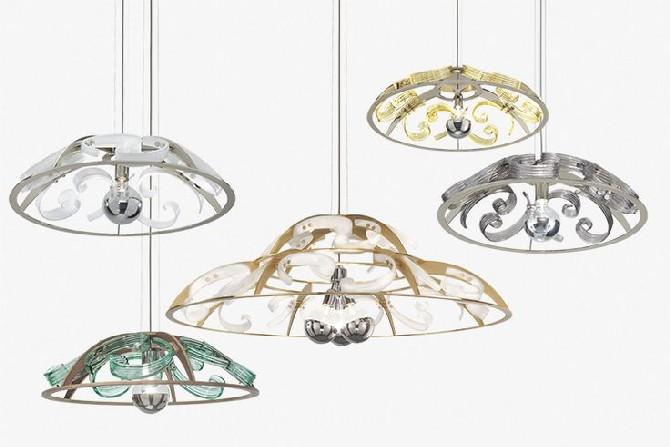 Decorex Lighting Inspirations: Baroncelli