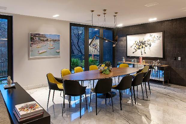 An urban style interior design in mexico for Urban interior design