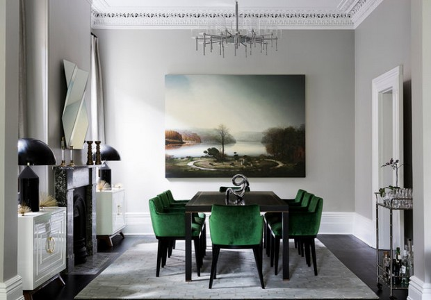 Best design inspirations with brendan wong for Top interior designers