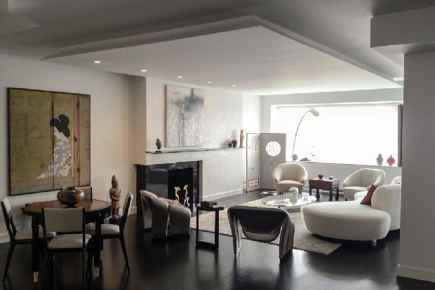 Outstanding Modern Residential Projects in new york park avenue residence2