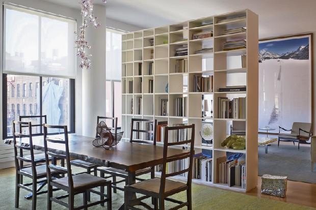 Best Modern Residential in  new york wooster street residence