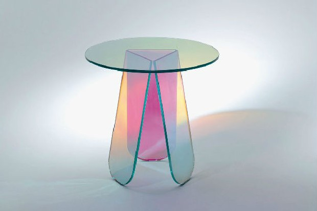 Colorful designs by some of the greatest designers Glas-Italia_Shimmer_1 patricia urquiola