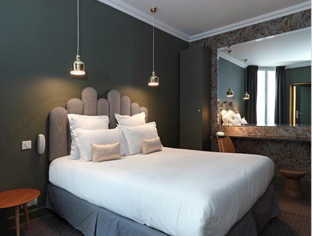 Hotel Interior Design by dorothee chzon design studio