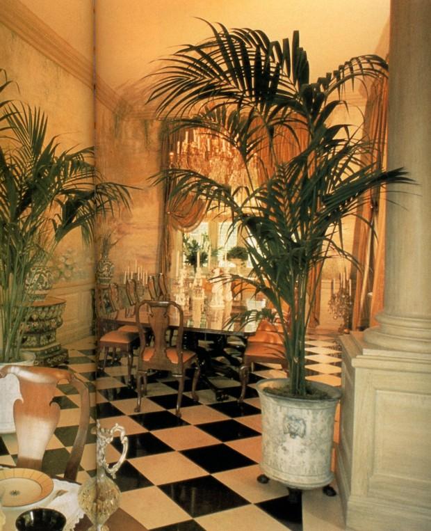 Interior Design Inspirations | Yves Saint Laurent apartment