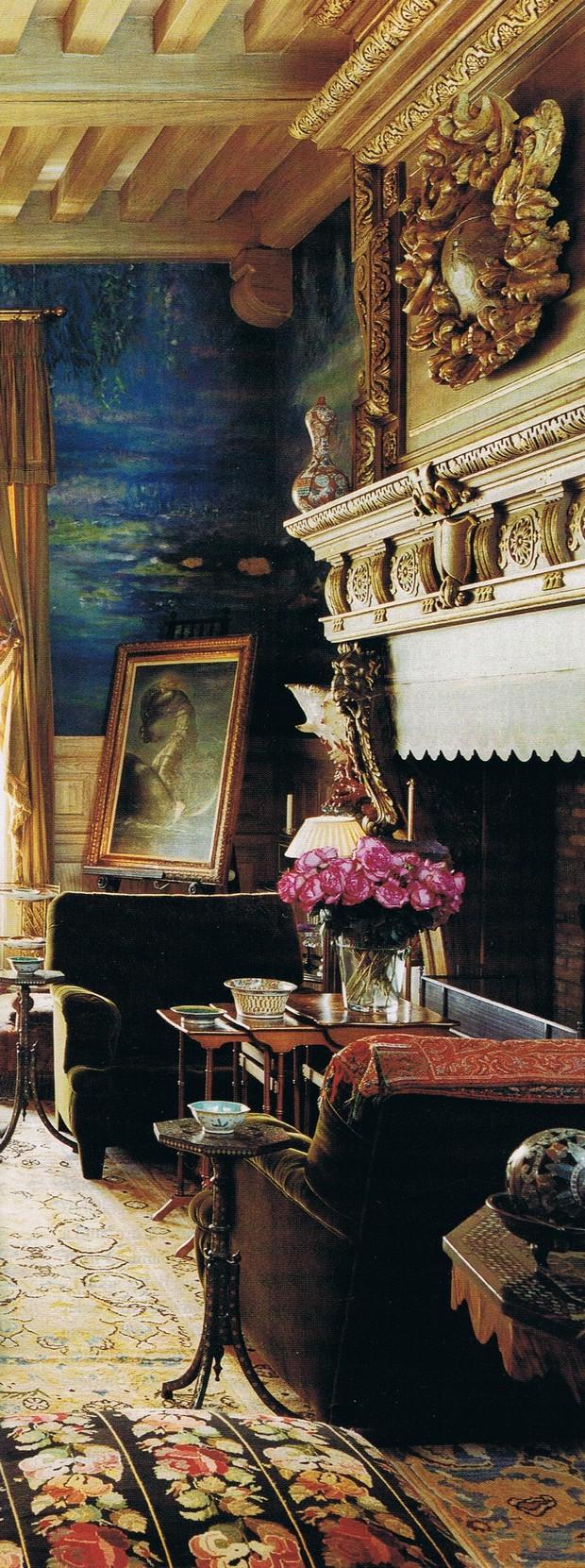 Interior Design Inspirations Yves Saint Laurent