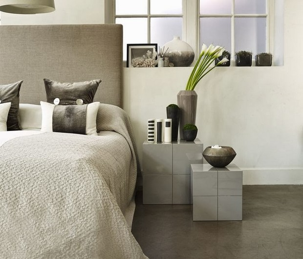 Kelly Hoppen interior design ideas for a fall decor