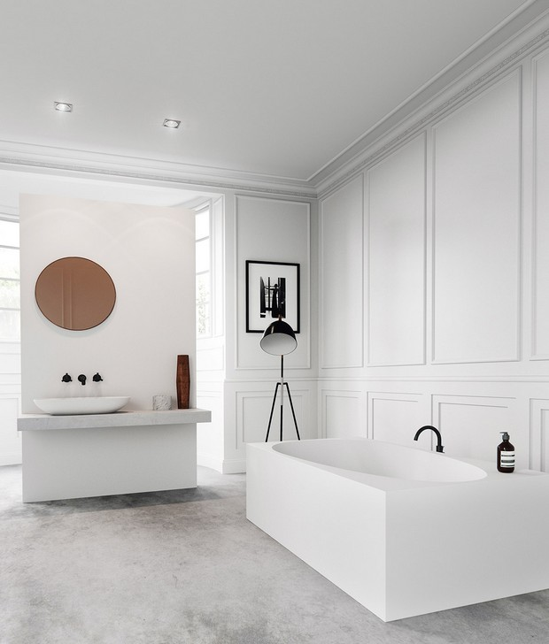 TOP 30 Modern Bathroom Ideas