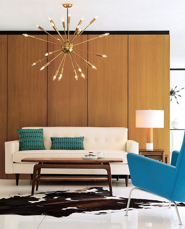 Top 50 Contemporary Chandeliers modern chandeliers TOP 50 Modern Chandeliers 11  17 industrial lamps for a living room 11