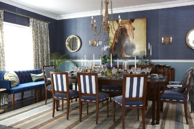 elegant dining and living room designs by sarah richardson