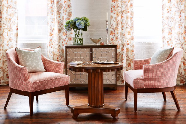 Elegant dining and living room designs by Richardson sarah richardson  Elegant dining and living room designs. Elegant dining and living room designs by Sarah Richardson