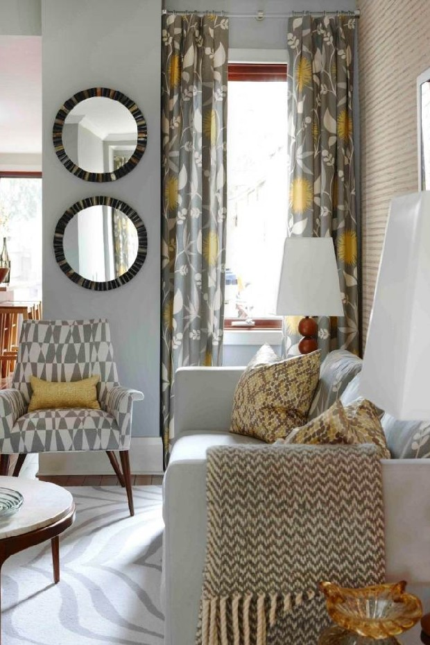 Elegant dining and living room designs by Richardson