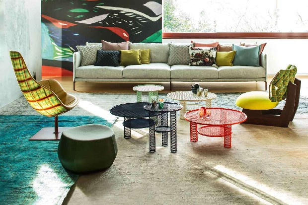 Discover The Best Contemporary Interior Design Inspirations By Patricia Urquiola!