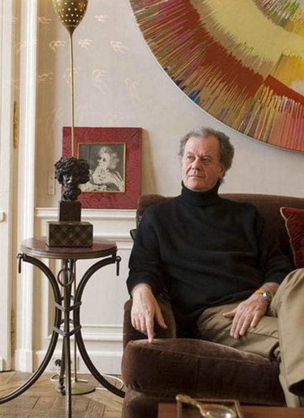 Top Interior Designers Jacques Grange