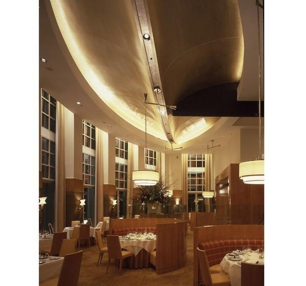 Top interior designers tihany design for Leading interior designers