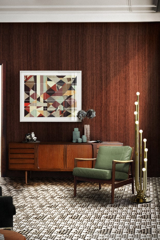 Interior Design Inspirations: How To Get A Mid Century Modern Home Mid  Century Modern Home ...