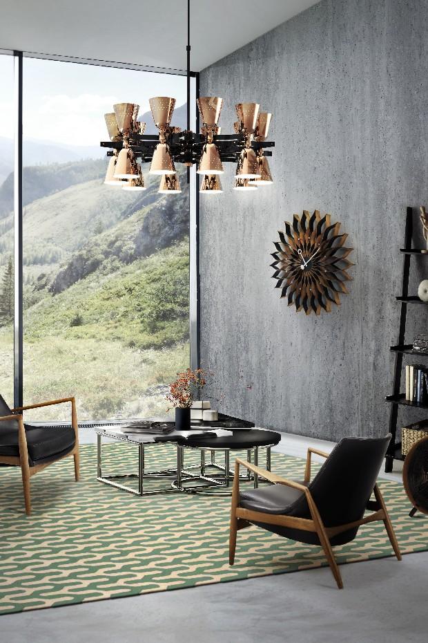 interior design inspirations: mid century modern style