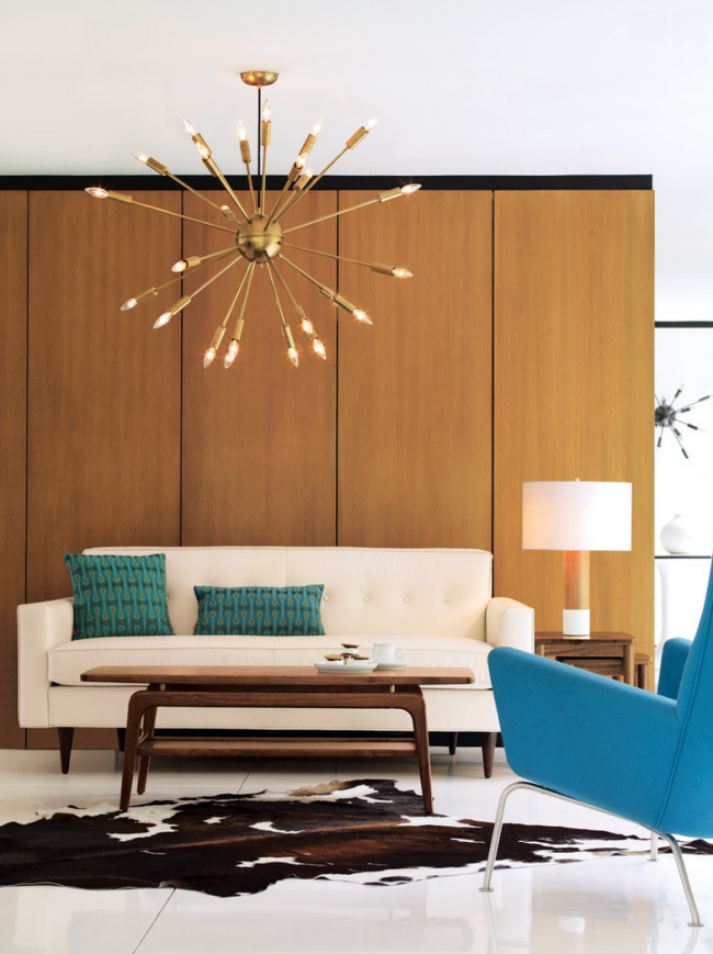 Home Design Ideas How To Get A Mid Century Modern Lighting Mid Century Modern  Home Interior ...