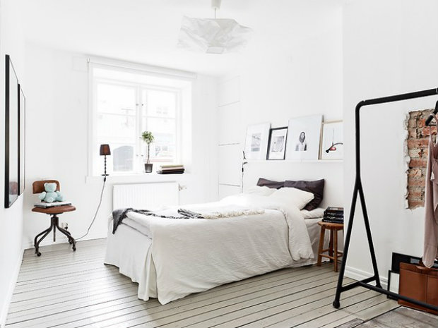 2016 39 s trends 15 scandinavian bedrooms for Trendy bedrooms 2016