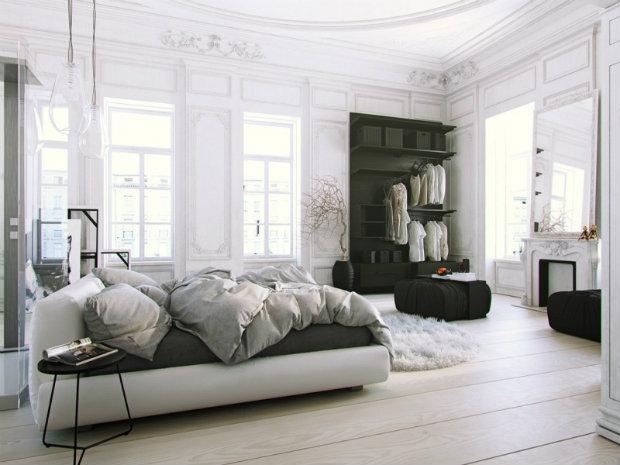 15 SCANDINAVIAN BEDROOMS scandinavian bedroom 2017's TRENDS: 15 SCANDINAVIAN BEDROOMS 2016s TRENDS 15 SCANDINAVIAN BEDROOMS 8