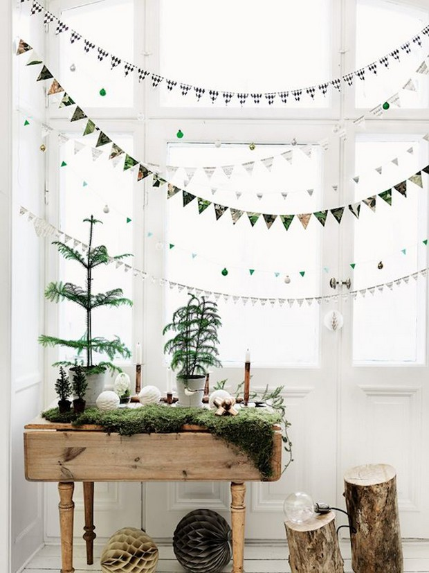 Christmas decor ideas for your Living room